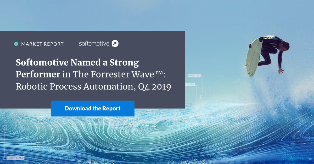 Softomotive Forrester Wave 2019 - 1200x628
